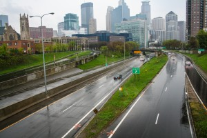 """35W - Downtown Minneapolis (15622047929)"""" by Tony Webster from Portland, Oregon, United States - 35W / Downtown Minneapolis"""