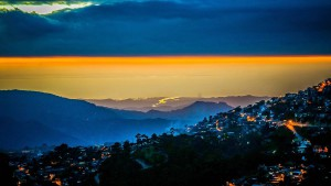 """""""Sunset In Baguio City"""" by Bro. Jeffrey Pioquinto, SJ"""